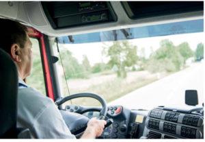 Новые решения для повышенного комфорта кабины водителя