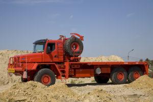 АКП Allison для грузовиков MOL: проверено пустыней