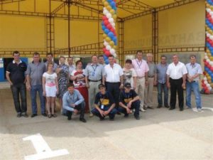 Новости сети DK-TRUCK FORCE: презентация открытия станции в Одессе