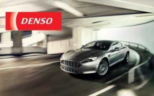 DENSO: компоненты для Aston Martin Rapide