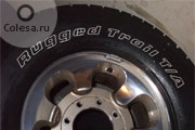 BFGoodrich выпускает на рынок новые внедорожные шины Rugged Terrain T/A