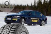 Dunlop представила новые зимние шины SP Wintersport 4D