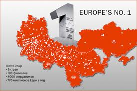 Два года назад ТРОСТ и КСМ объединились и создали ведущую компанию по оптовой продаже автозапчастей в Европе