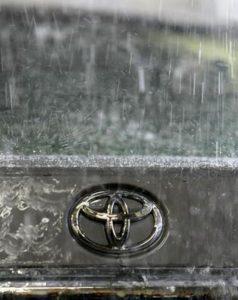 Toyota снова отзывает свои авто по всему миру