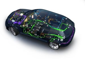 Технологии Delphi для новых автомобилей на мотор-шоу IAA во Франкфурте