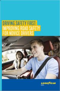 Белая Книга Goodyear в регионе EMEA устанавливает новый курс безопасного вождения для начинающих водителей