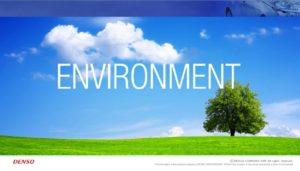 DENSO делает упор на экологичность и безопасность на выставке IAA