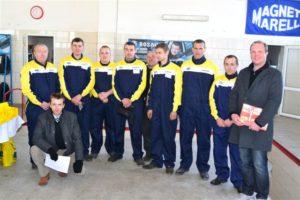 Европейская сеть MAGNETI MARELLI – Checkstar в Украине. Начало положено