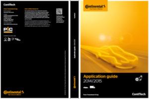 Новый каталог продукции на 2014/2015 от ContiTech