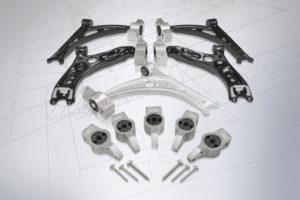 Новые рычаги передней подвески MEYLE-HD для автомобилей концерна Volkswagen