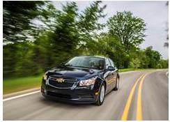 Новый 2014 Chevrolet Cruze Clean Turbo Diesel оснащен современными технологиями Bosch