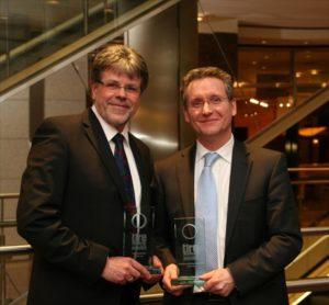 Continental названо «Виробником року» і відзначено за інноваційні технології у відновленні вантажних шин