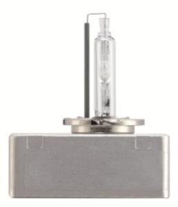 Новая ксеноновая лампа Philips D5S Vision – идеальная замена галогенных ламп