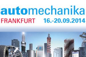 KYB Europe на выставке «Автомеханика 2014»