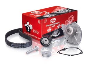 Комплекты привода ГРМ с водяным насосом Gates PowerGrip® Kit Plus