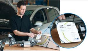 ZF Services разработал удобную процедуру возврата использованных агрегатов