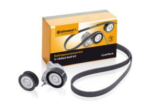 ContiTech представил на выставке Automechanika расширенный ассортимент комплектов продукции