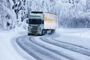 Безпека на першому місці з зимовими шинами Continental