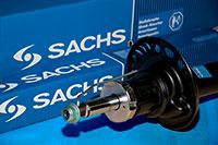 Новинки в ассортименте амортизаторов SACHS для легковых автомобилей