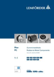 Вышел новый каталог Lemförder «Резинометаллические детали подвески для легковых автомобилей- 2015»