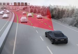 TRW расширяет бизнес, связанный с электроникой, для автомобилей с автоматизированными функциями управления
