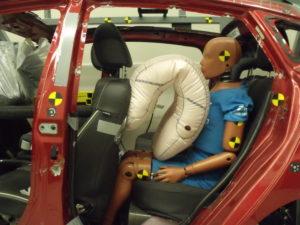 AIRBAG 2014: TRW представляет усовершенствованные подушки безопасности для пассажиров задних сидений