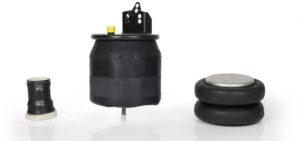 Пневматические рессоры DT для грузовых автомобилей, трейлеров и автобусов