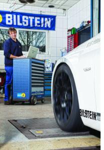 BILSTEIN: Водії повинні звертати увагу на стан амортизаторів під час заміни зимових шин на літні