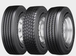 Нова лінійка шин Continental – революція в регіональних вантажоперевезеннях