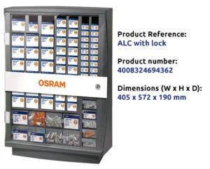 OSRAM дарит стенд для автоламп