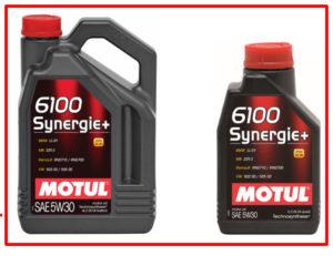 Motul презентує нову моторну оливу 6100 Synergie+ 5W30