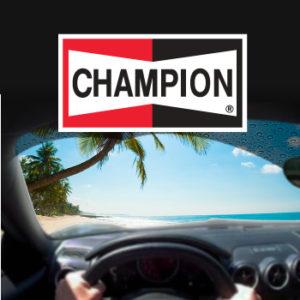 АКЦИЯ от Champion – отдых в Турции и 150 фильтров за регистрацию кода щетки