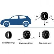 Шины Bridgestone сами определят качество асфальта