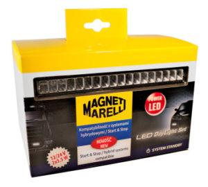 Компания Magneti Marelli Aftermarket представила новые дневные ходовые огни
