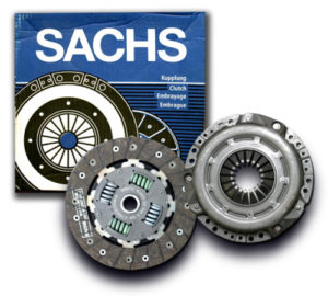 Изменено крепление выжимного подшипника Sachs - для MERCEDE-BENZ Actros!