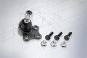 Шаровые опоры MEYLE-HD: разработаны, чтобы сделать фургоны Renault более надежными