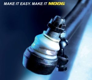 Акция на детали подвески и рулевого управления MOOG