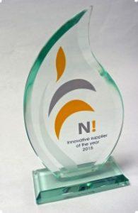 NTN-SNR – самый «Инновационный поставщик 2015 года»
