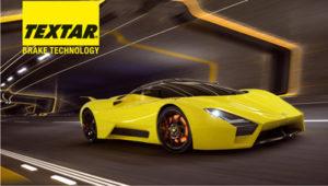 TMD Friction / TEXTAR пропонує гальмівні колодки для нових автомобілів