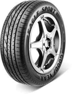 Goodyear представляє на українському автомобільному ринку літні шини Eagle Sport