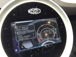 Magneti Marelli на Женевском автосалоне 2016 - 04.04.2016