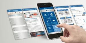 Новое приложение Motorservice — теперь для IOS и Android