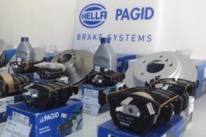 Hella представила новые тормозные системы