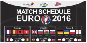 Футбольний календар SASIC