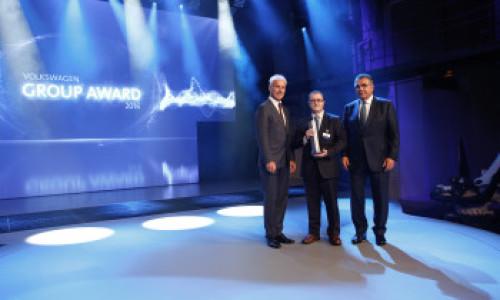 Компания Federal-Mogul Powertrain стала лауреатом премии Volkswagen Group Award 2016 года