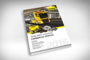 Зустрічайте новий каталог запчастин Textar для комерційного транспорту