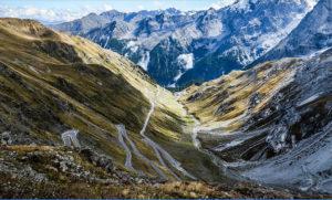 Гальмувати, доки диски не розжаряться – альпійський спуск з перевалу Штільфзер Йох