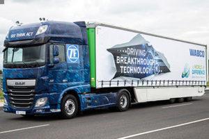 Немного «автопилота» для грузовиков