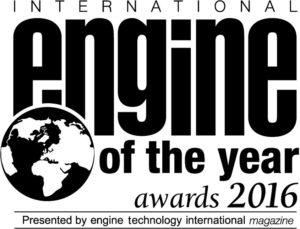 Международный двигатель года