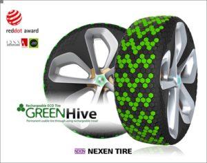 Шина с перезарядкой — Nexen Green Hive